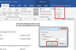 mail merge tutorial word 2013