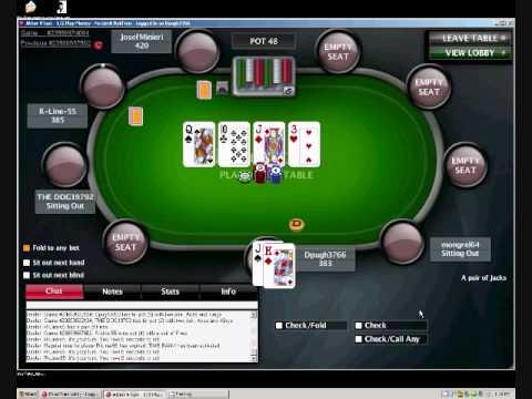 poker tutorial cash game