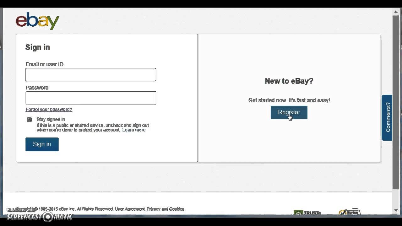 youtube ebay selling tutorial