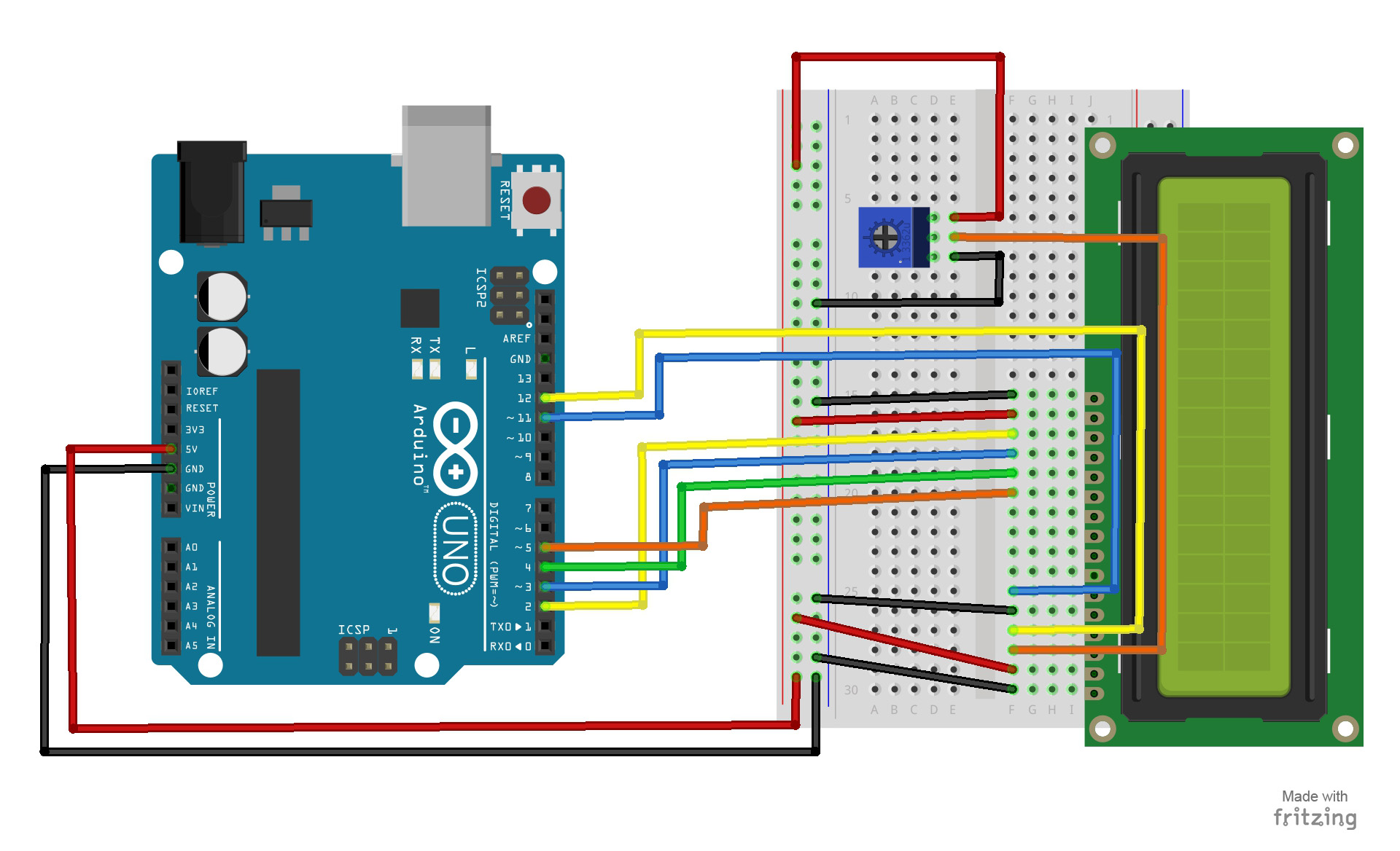 arduino projects tutorial pdf