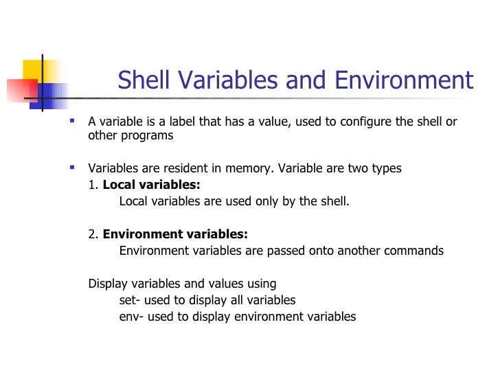 shell programming in linux tutorial