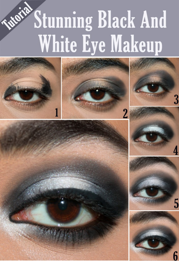black and white tutorial