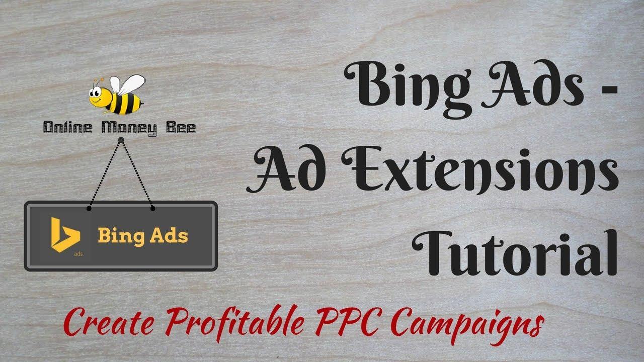 bing ads tutorial pdf