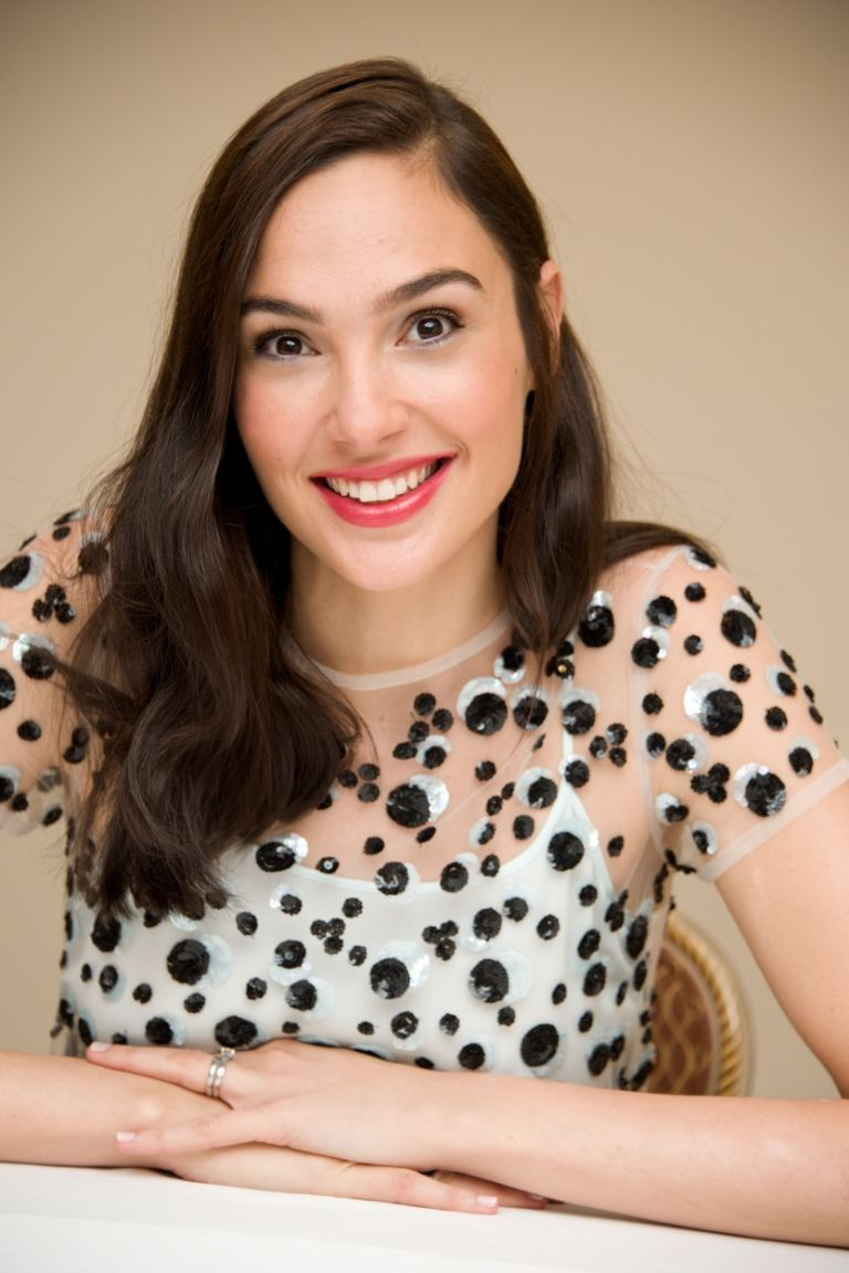 wonder woman makeup tutorial gal gadot