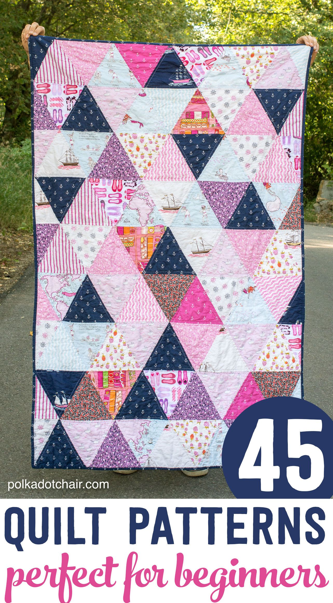 hand quilting tutorial for beginners