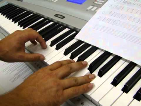 whiter shade of pale piano tutorial