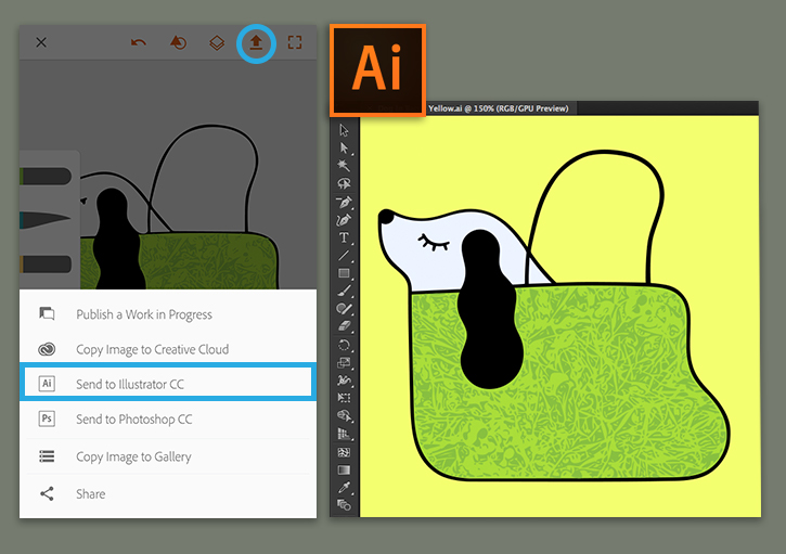 adobe capture app tutorial