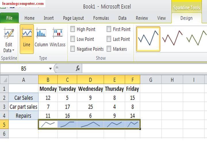 tutorial microsoft excel 2010