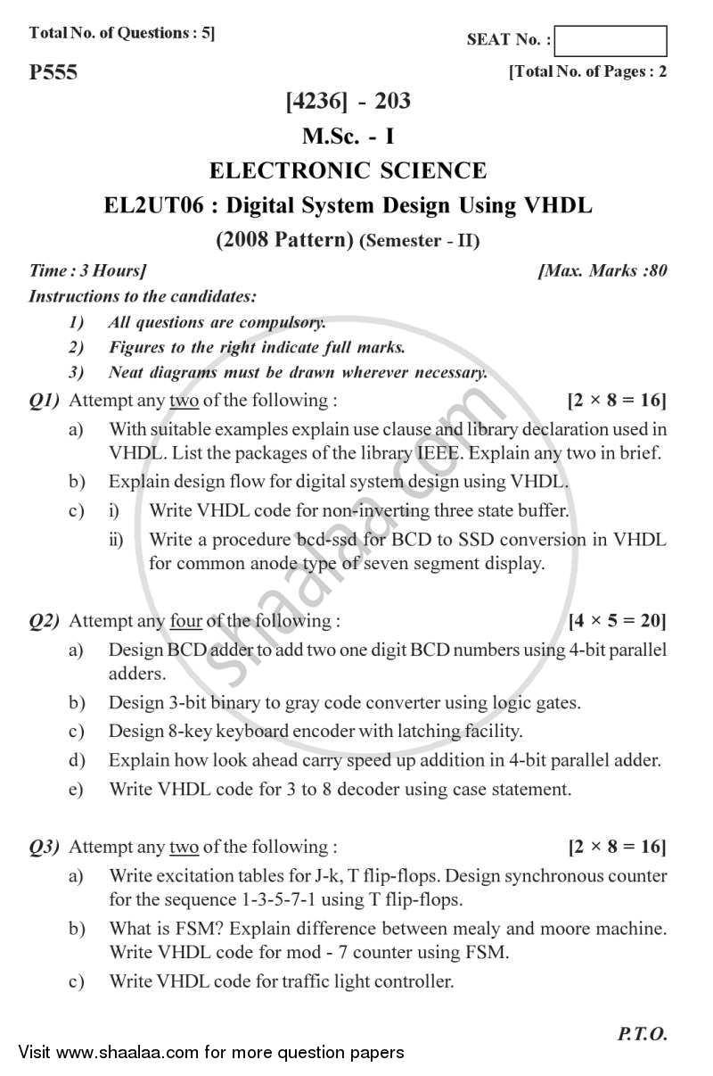 vhdl tutorial pdf free download