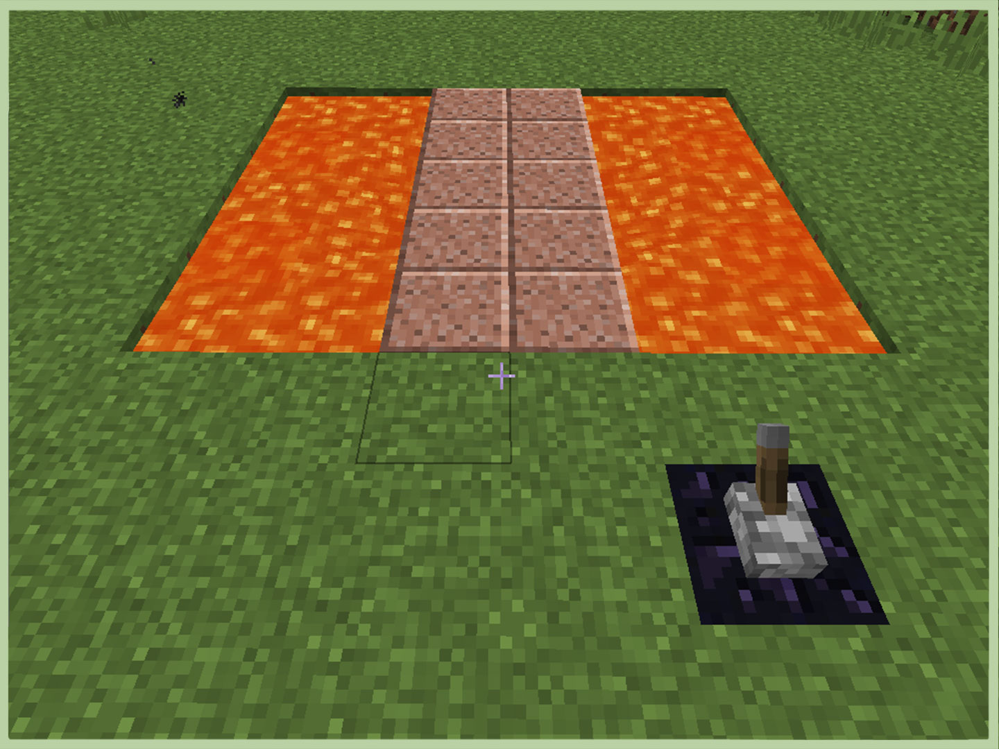 minecraft castle tutorial step by step pictures
