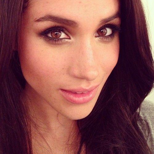 meghan markle makeup tutorial
