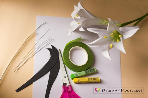 paper craft tutorial step by step
