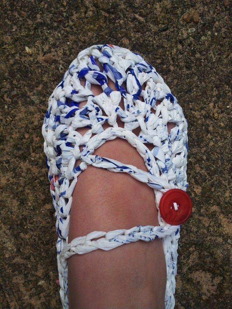 crochet womens slippers tutorial