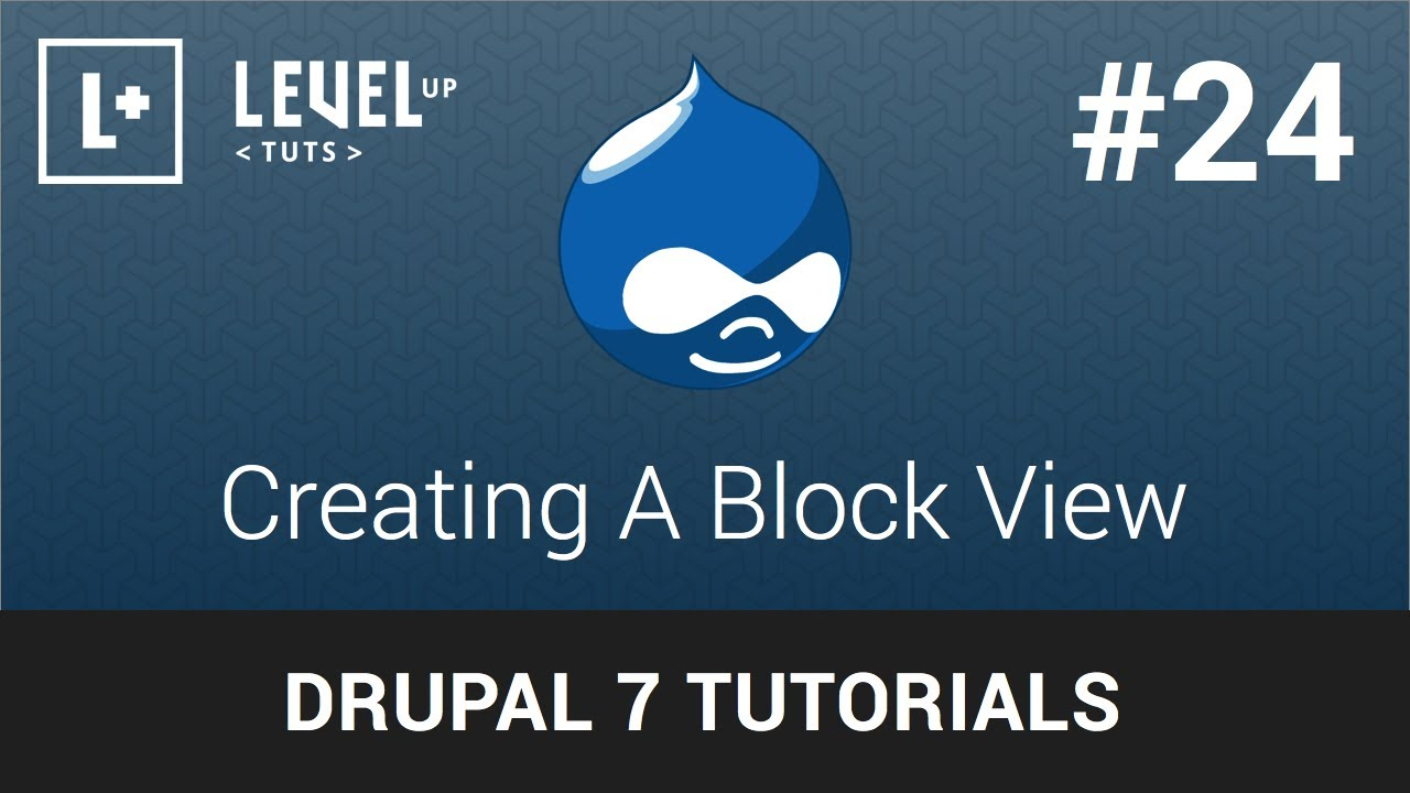 drupal 7 views tutorial