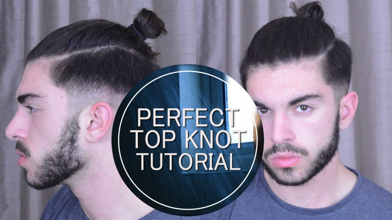 the perfect bun tutorial