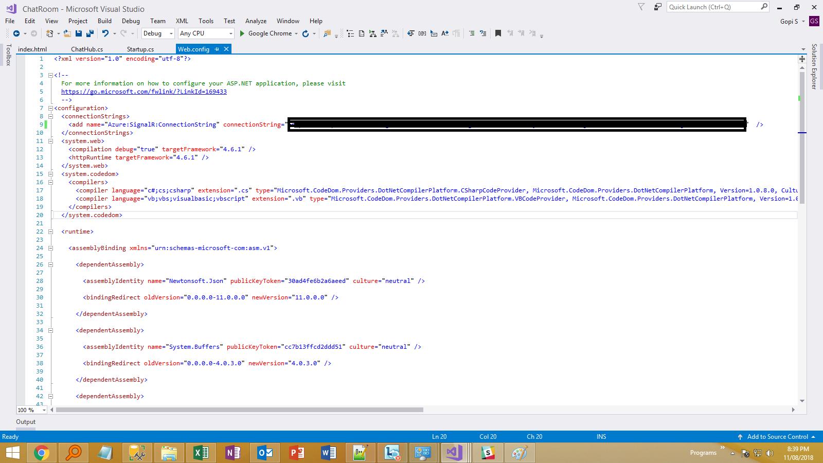 web configuration file in asp net tutorial