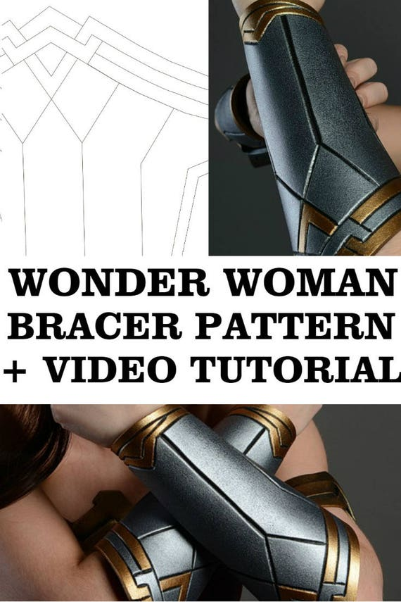 wonder woman corset tutorial