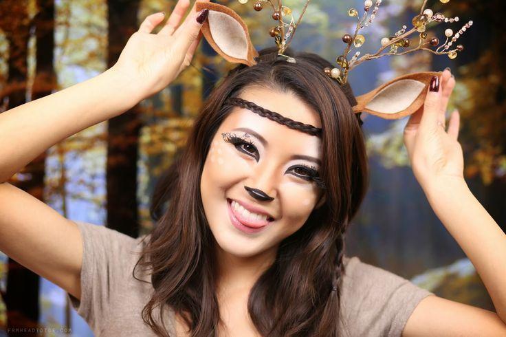 head to toe makeup tutorial