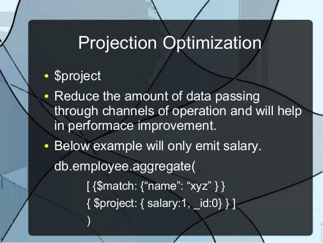 mongodb aggregation framework tutorial