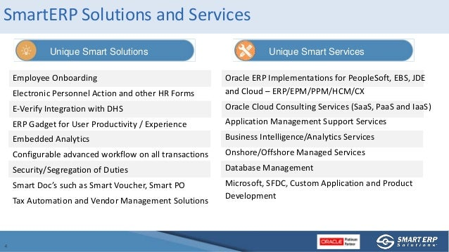oracle erp tutorial ppt