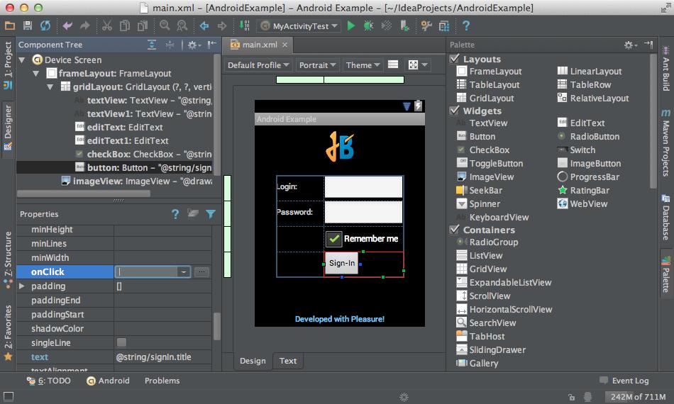 intellij idea gui designer tutorial