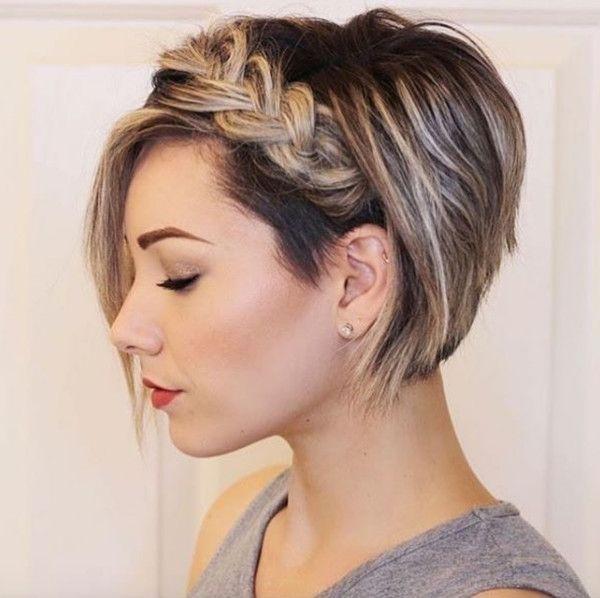iu short hair tutorial