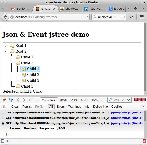 json and ajax tutorial