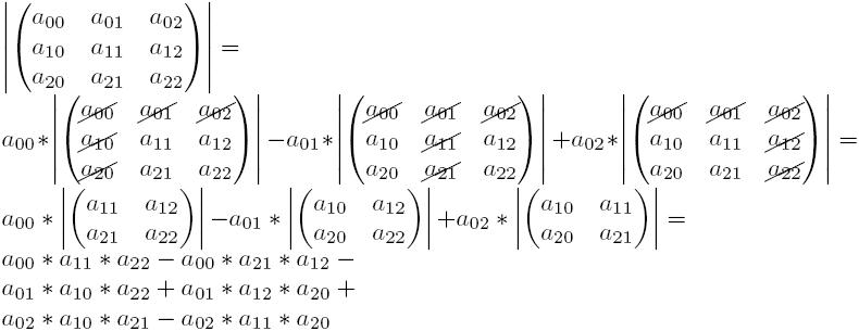 linear algebra basics tutorial