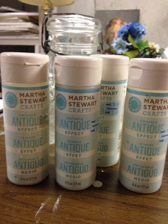 martha stewart glass paint tutorial