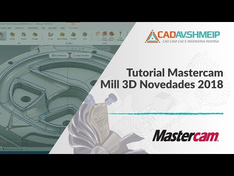 mastercam for solidworks 2017 tutorial