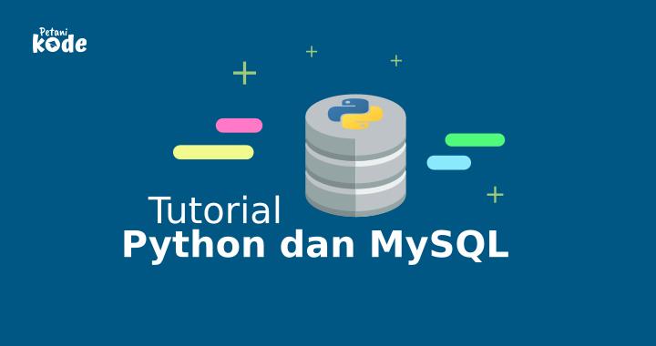 mysql connector python tutorial