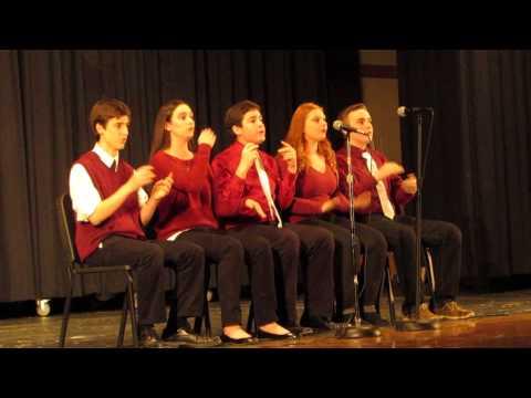 pentatonix winter hymnal tutorial