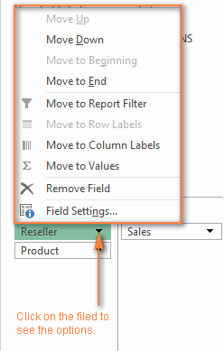 pivot table excel 2010 tutorial for beginners