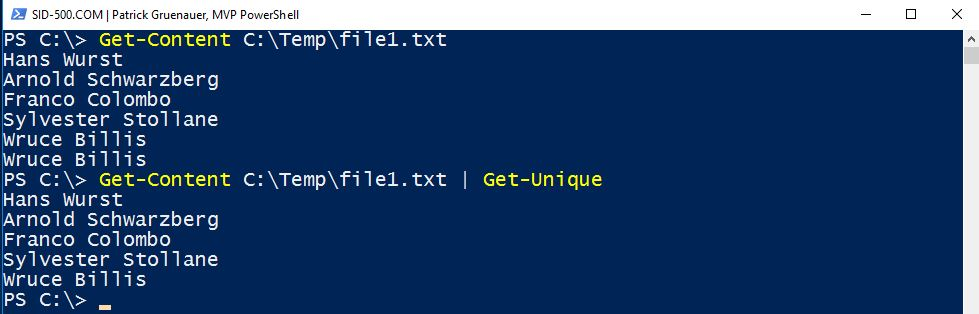powershell scripting tutorial for beginners