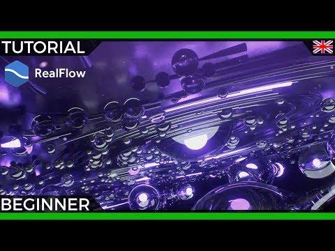 realflow cinema 4d tutorial