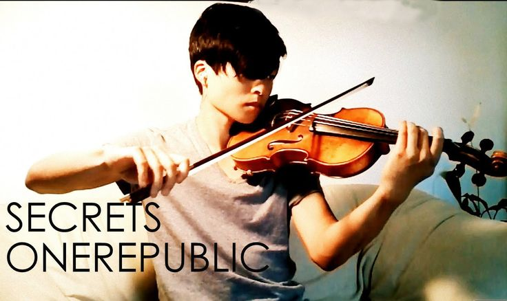 secrets onerepublic violin tutorial