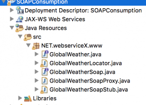 soap and wsdl tutorial