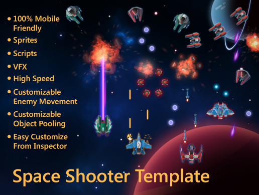 unity space shooter tutorial pdf